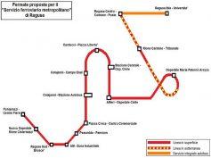 Nello Dipasquale, sulla metroferrovia di Ragusa dalle parole ai fatti, no a distinguo sulla paternità dell'opera