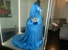 Restauro per l'abito della Contessa di Miramon