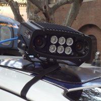 Servizi di controllo della Polizia Municipale con street control e telelaser, mese di maggio 2018