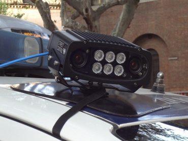 Controlli della Polizia Municipale nel mese di aprile con street control e telelaser