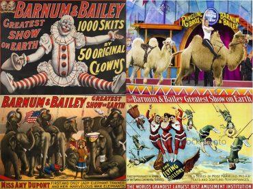Il Circo Barnum dell'informazione e della disinformazione