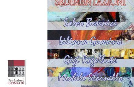 """""""Sedimentazioni"""", viaggio cromatico con l'arte contemporanea"""