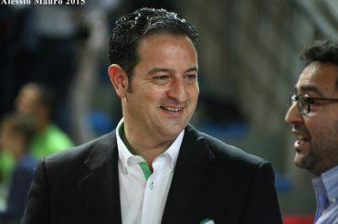 Gianstefano Passalacqua rassegna le dimissioni da delegato provinciale del Coni