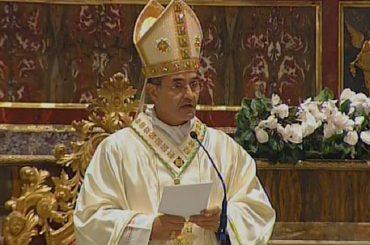 Il vescovo sarà a Vittoria, domani venerdì 20 novembre, nella Chiesa di Santa Maria delle Grazie