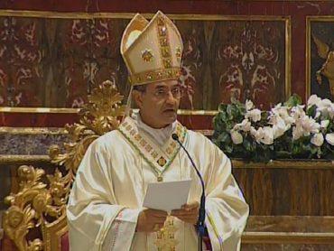 """Il monito di S.E. il Vescovo, mons. Carmelo Cuttitta: """"Più opere di carità e meno esteriorità e fuochi pirotecnici"""""""