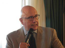 Il Def 2020 illustrato dal vicepresidente e assessore al bilancio della Regione Siciliana, Gaetano Armao