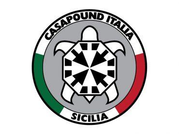 Una delegazione di CasaPound Ragusa all'inaugurazione delle due nuove sedi della tartaruga frecciata a Siracusa e a Noto