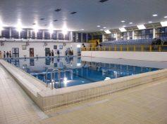 La Lega Nuoto delle Forze Armate Alleate Europee alla piscina comunale di Ragusa