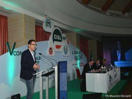 Passanisi, della CISL FP di Ragusa e Siracusa eletto nel Consiglio Generale della Federazione