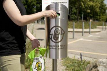 Misure per lo smaltimento di rifiuti e materiali vari
