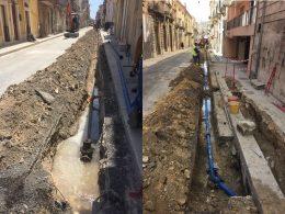Rifacimento rete idrica cittadina: il punto qualificante dell'amministrazione Piccitto