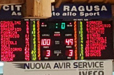 100 punti con 51 di scarto su Battipaglia non servono per accedere alla Final Four di Coppa Italia