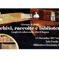 """Archivi, raccolte e biblioteche"", la biblioteca diocesana apre agli eventi culturali"