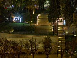 Riqualificazione dell'area del City e del parcheggio coperto di San Paolo a Ragusa Ibla