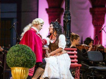 'Opera, Operetta Mes Amours' al Teatro Donnafugata per Ibla Classica International