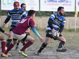 Ragusa Rugby, sconfitta ininfluente prima dei play off