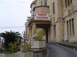 Guardia Medica di Ragusa, Ambulatorio Codici Bianchi – PPI Punto di Pronto Intervento nei locali dell'ex Pronto Soccorso del Civile
