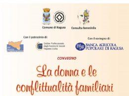 La donna e le conflittualità familiari