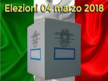Elezioni Politiche 4 marzo 2018 – Adempimenti comunali