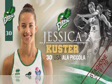 Jessica Kuster a Ragusa con la Passalacqua anche per il campionato 2018-2019