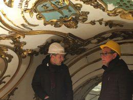 Opere di restauro nella Cattedrale e alla Anime SS del Purgatorio