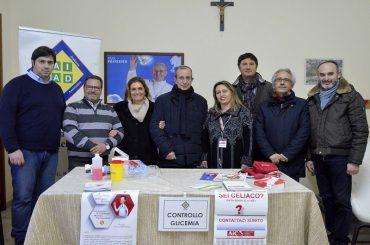 Screening gratuito di solidarietà in San Pietro, a Ragusa