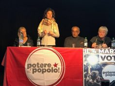 Potere al Popolo, presentati programma e candidati nella prima assemblea territoriale