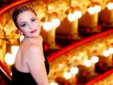 Il Soprano Daniela Schillaci al Teatro Donnafugata