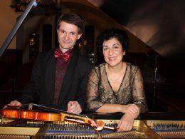 """""""Danzando per l'Europa con… fantasia"""", con il Duo Calliope per Melodica"""