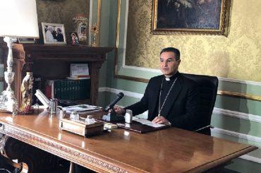Pasqua 2018: il messaggio del vescovo mons. Carmelo Cuttitta