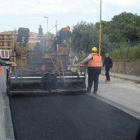 Provvedimenti viabilistici per lavori di ripavimentazione stradale