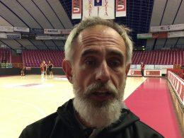 A Ragusa il Ct della nazionale di basket femminile, Marco Crespi