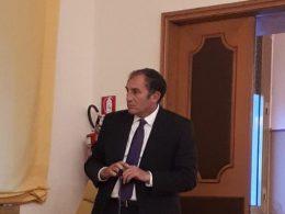 Visita a Ragusa dell'assessore regionale all' Agricoltura, le dichiarazioni dell'on.le Dipasquale