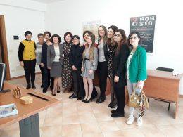 Centro ascolto e antiviolenza dell'associazione Donne a Sud e Nucleo Trattamento Maltrattanti Sud a Vittoria