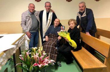 Mario Blangiardi e Marianna Damigella, un vincolo d'amore lungo 67 anni