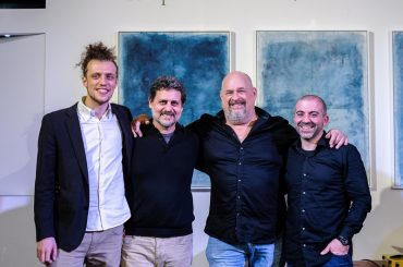 Il sax di Michael Rosen e il 'progetto tirato fuori dal cassetto' di Alberto Fidone