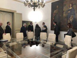 Piattaforma rifiuti, speciali di Scicli: incontro a Palermo