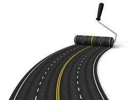 L'eufemismo per asfaltare le strade dissestate