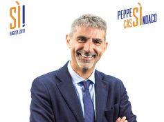 Peppe Cassì presenta alla città i candidati al Consiglio Comunale, gli assessori designati e il programma per la città