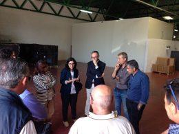 """Il M5S in visita alle aziende agricole iblee, dep. Lorefice: """"Il comparto agricolo ha bisogno di soluzioni concrete"""""""