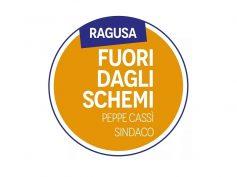 'Ragusa Fuori dagli schemi' per accogliere Idee per Ragusa, Partecipiamo, Liberi Cittadini e altri a sostegno di Peppe Cassì