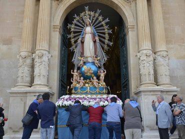 Festeggiamenti, a Ragusa, in onore di Maria Santissima della Medaglia