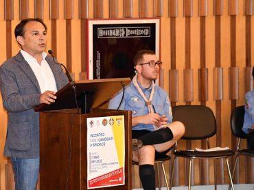 Antonio Tringali sul confronto dei candidati sindaco promosso dai gruppi Scout