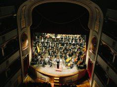 L'orchestra del Teatro Massimo Bellini di Catania al 'Garibaldi' di Modica