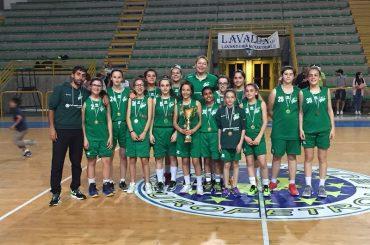 Passalacqua Under 13, campione regionale
