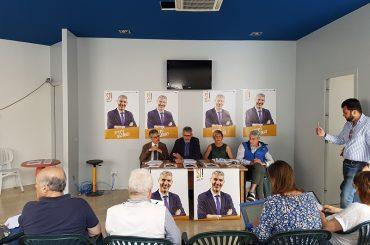 Peppe Cassì ringrazia gli elettori e ribadisce l'assoluta indipendenza del progetto civico