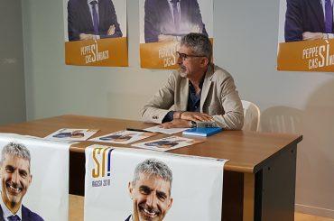 """Peppe Cassì: """"Gravi le insinuazioni sul mio conto. Sono libero, non devo niente alla politica, né ai politici, la mia storia parla per me"""""""