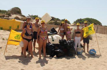 Spiagge e Fondali Puliti 2018 a Randello