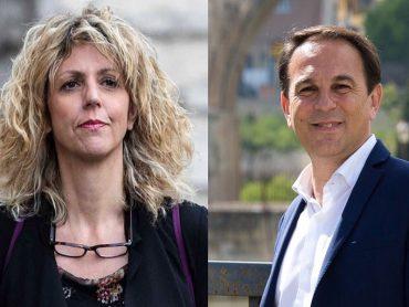 Antonio Tringali chiude la campagna elettorale con il Ministro per il Sud, Barbara Lezzi