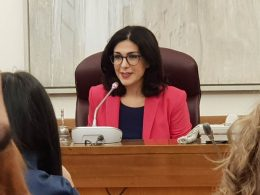 La dep. Marialucia Lorefice eletta Presidente della Commissione Affari Sociali